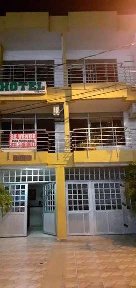 Se vende Hotel con 14 de acreditación y experiencia