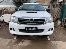 Vendo Toyota Hilux 4x2