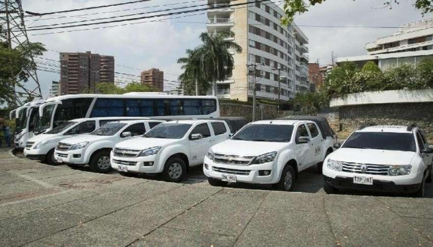 Transp. Bogota Servicio Especial Empresarial Escolar 0
