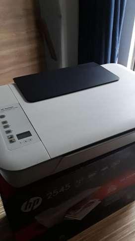 Impresora Hp 2545 Usada