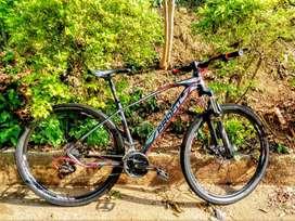 Se vende Bicicleta Todoterreno Profit Boston, Talla M, Rin 29