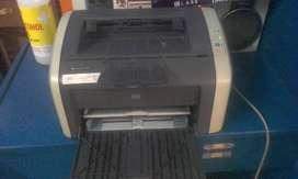 IMPRESORA HP Laserjet 1010 (3055 PCL5) de segunda
