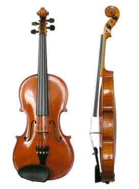 Violin de estudio completo usado