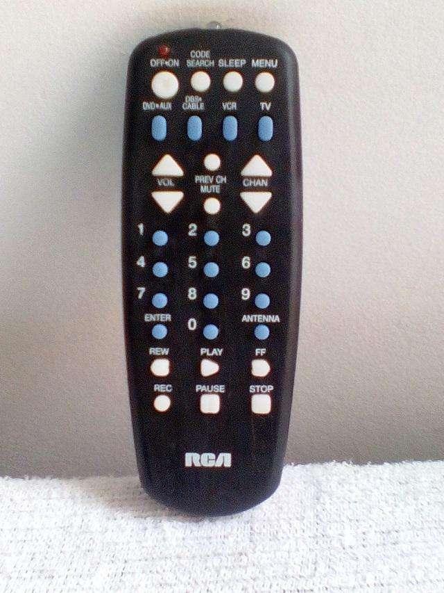 REMATE CONTROL UNIVERSAL RCA RCU404N 0