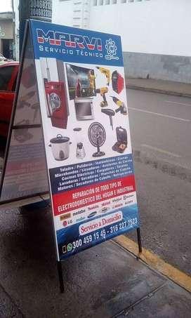 Servicios a domicilio de todo tipo de reparaciones eléctricas