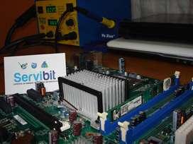 Mantenimiento y reparación de ordenadores