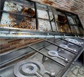 Reparaciones de estufas y calentadores