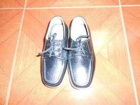 Zapato Colegial Nuevos Talla 26