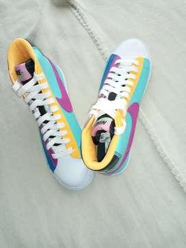 Zapatos Nike GSB BLAZER MID-BL/0