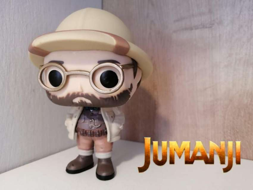 Profesor Shelly Oberon - Jumanji (Funko Pop 495) 0