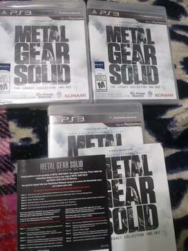 METAL SID LEGACY COLLECCION PS 3 NUEVO SELLADO