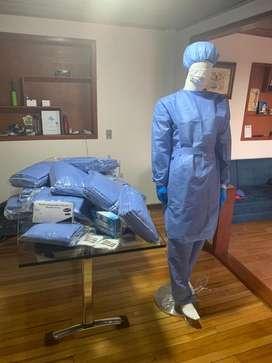 Batas quirurgicas sms