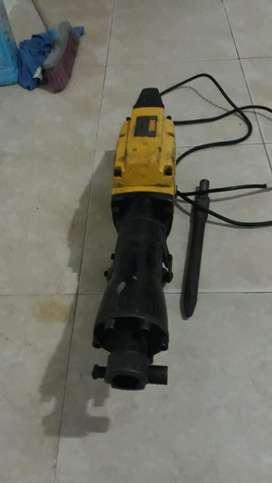 Taladro industrial roto martillo dewalt