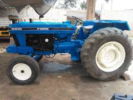 Tractor Agricola Ford 5610 75 HP Tracc