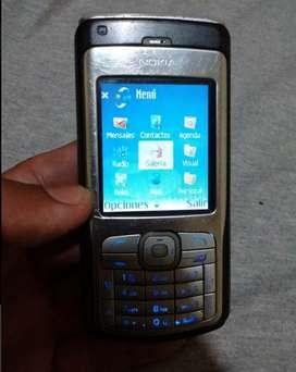 Celular Nokia N70 Para Coleccion claro