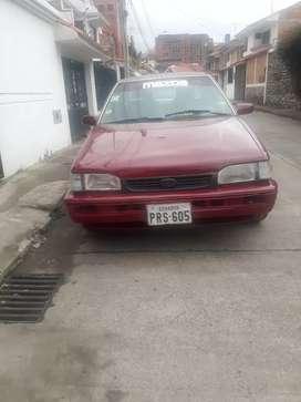 Se vende Mazda 323 esta de matricular valor de pago de matrícula 275 $