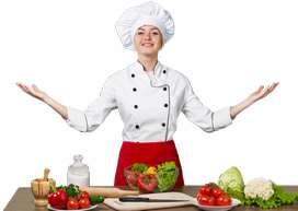 Se solicita Cocinero(a) con experiencia
