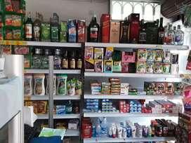 Venta de supermercado bien ubicado en el barrio roma