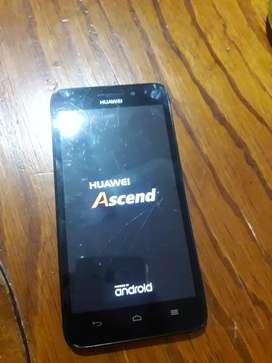 Huawei Ascend para repuesto vendo