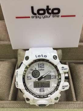 Reloj Loto Original Oferta