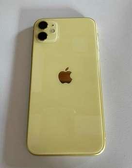 Iphone 11 128gb caja completa garantia apple