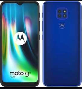 Vendo Motorola Moto G9 Play