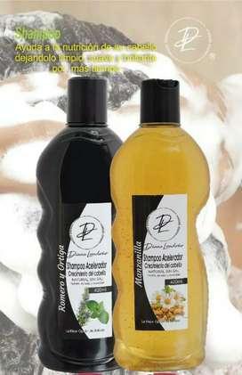 Shampoo de Romero y/o de manzanilla
