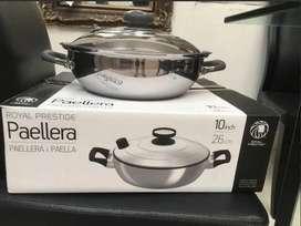 Paella Marca Royal Pretige 10 Pulgadas