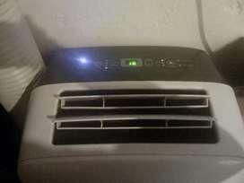 Aire acondicionado portátil frio/calor acepto tarjeta