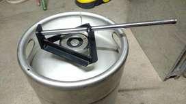 Llave Barril Cervecero Conector G