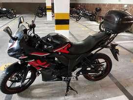 Ganga, se vende o se permuta moto Suzuki 150 propongan