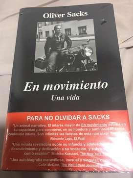 En Movimiento Una vida Oliver Sacks