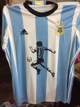Camiseta de Maradona