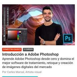Vendo Curso Photoshop