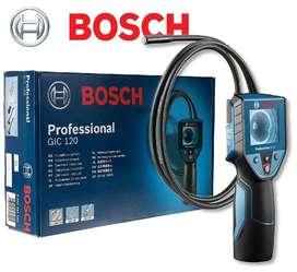 Cámara Inspección boroscopio BOSCH GIC 120