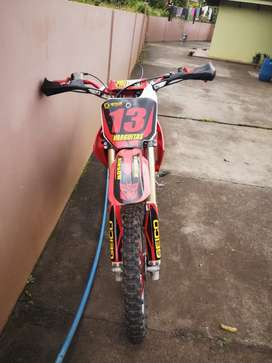 Vendo honda cr 85cc