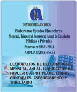 ESTUDIO CONTABLE C&A