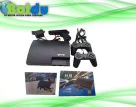 Consola Poly AS-P3 con 110 juegos