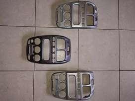 Viceles de calefacción y radio del Hyundai Accent