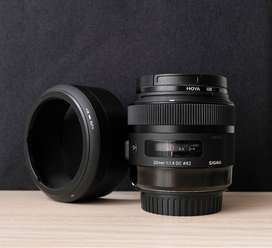Sigma 30mm f/1.4 DC HSM Art