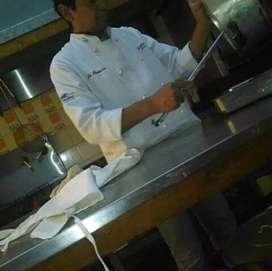 Chef cocinero completo