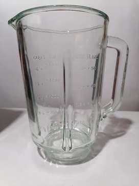 Vaso De Vidrio Para Licuadora Philips Hr2195