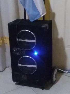Vendo Equipo de Audio Portátil Philips