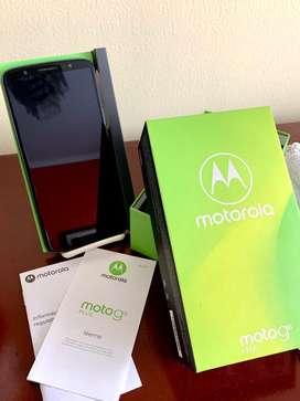 Celular Motorola Moto G6 plus 64GB 4g LTE Azul dual SIM
