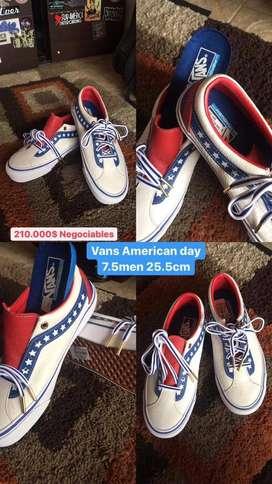 VANS AMERICAN DAY