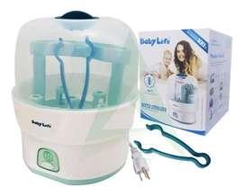 Esterilizador Para 6 Biberones Baby Life