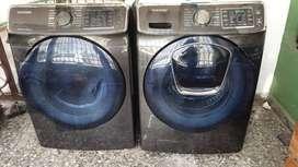 Venta lavadora y secadora marca Samsung última tecnología