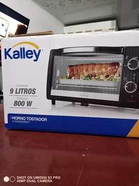 Horno tostador kalley.. nuevo