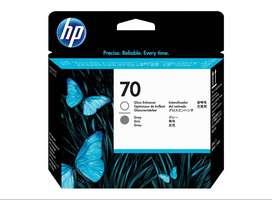 Cabezal de impresión gris y mejorador de brillo HP 70 (C9410A) WIDEIMAGEPRINTERS