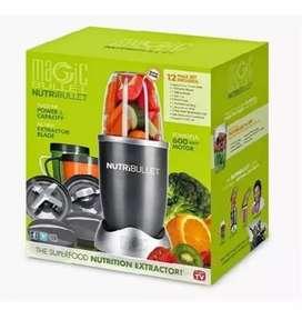 Nutribullet 600wts Procesador de Alimentos